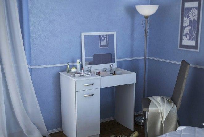 Туалетний столик для спальні: ціни, фото