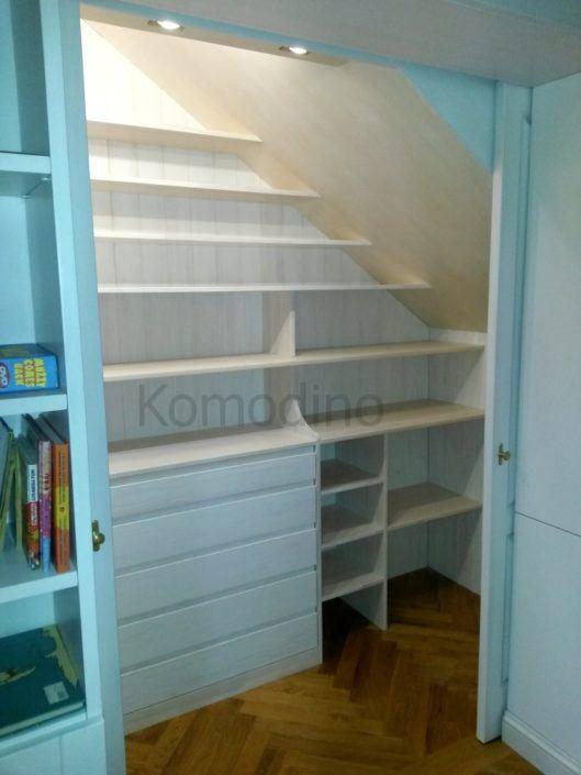 Маленькі гардеробні кімнати Львів