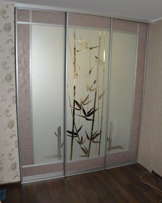Вбудовані шафи-купе від виробника Львів