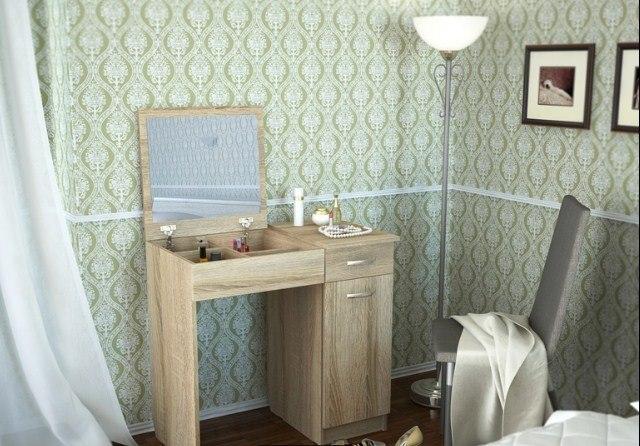 Туалетний столик для спальні: ціни