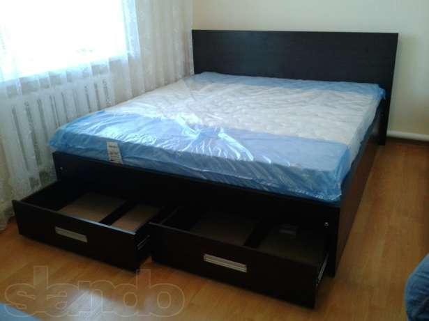 Ліжко дерев'яне Львів на замовлення