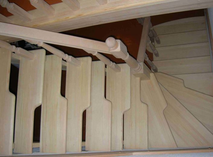 Модульні сходи гусячий крок на замовлення
