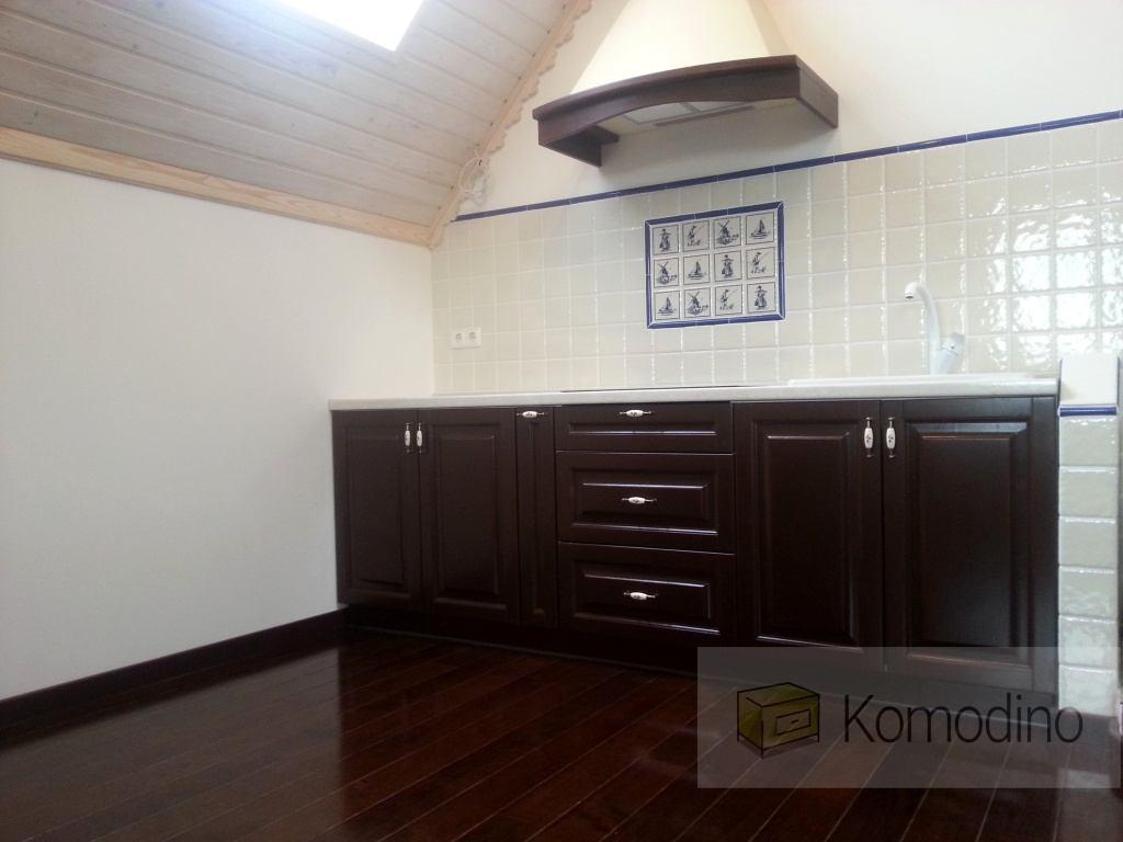 Кухня дерев'яна на замовлення Львів
