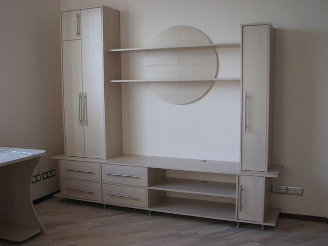 Меблі для вітальні на замовлення