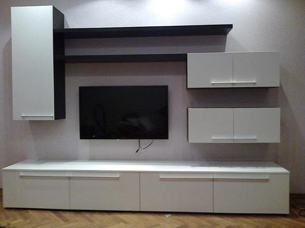 Меблева стінка на замовлення Львів