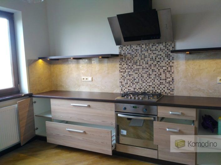 Кухня на замовлення Komodino