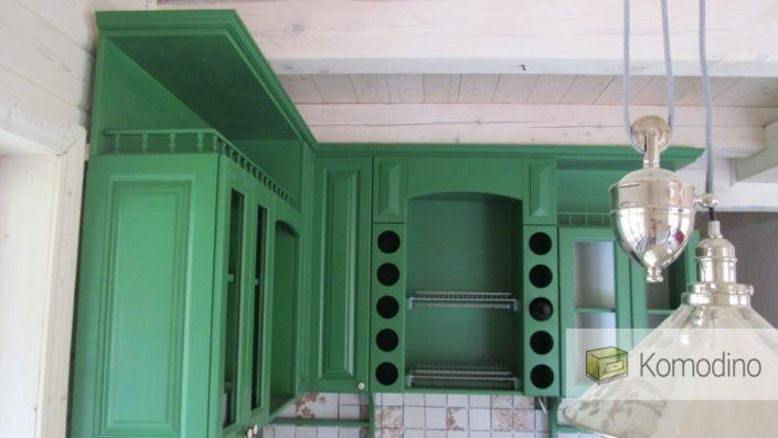 Купити дерев'яну кухню