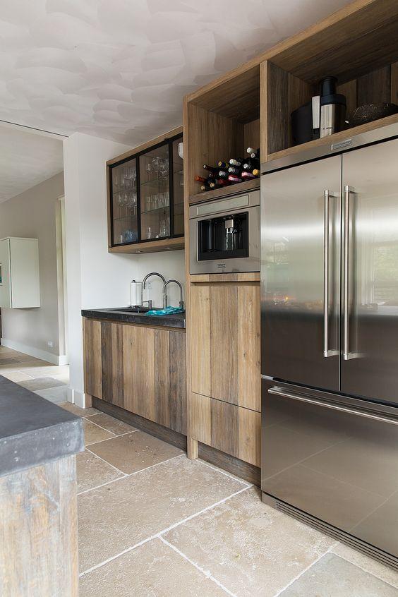 Кухні в стилі лофт