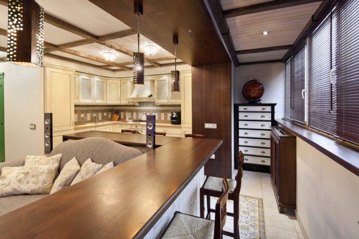 Меблі для балкону та лоджії