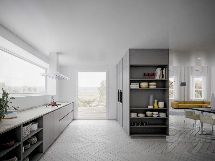 Сучасні кухні - Комодіно
