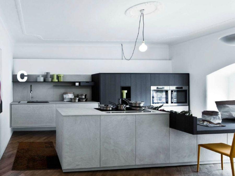 Дизайн сучасні кухні - Комодіно