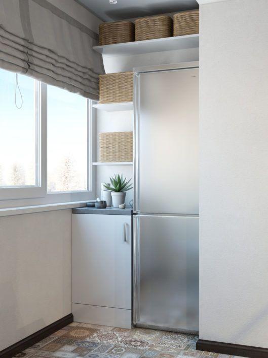 Шафа для балкону Львів