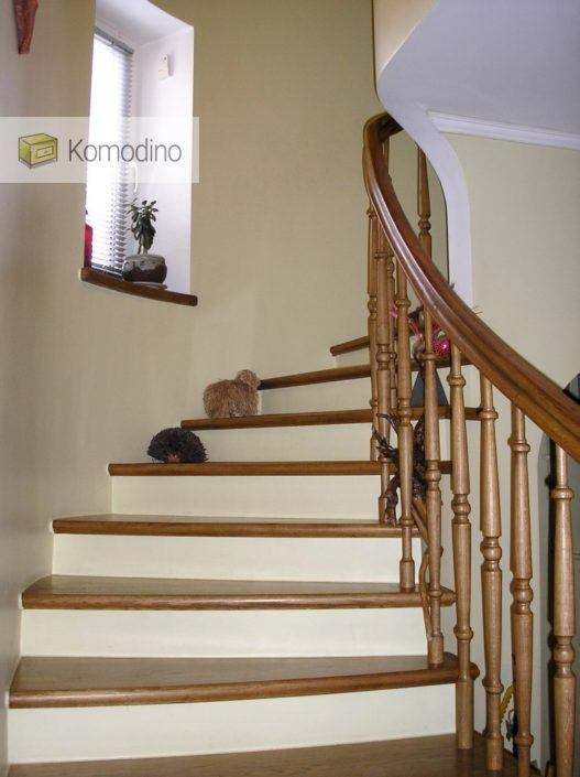 Одномаршеві сходи від виробника