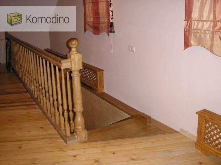 Cходи Komodino