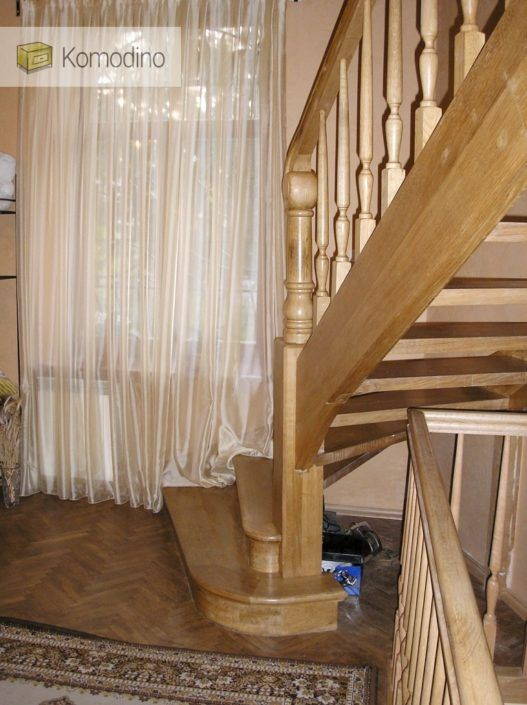 Проект сходів Komodino