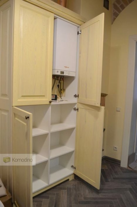 Кухня з дерева Львів