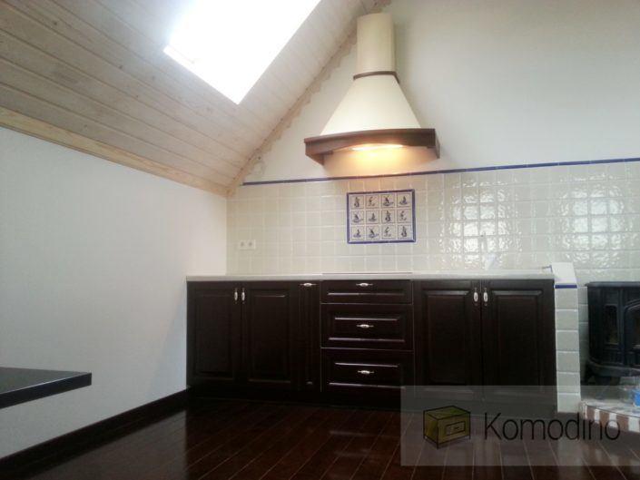 Кухні дерев'яні на замовлення Львів