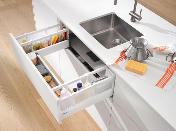 Шухляда під мийку