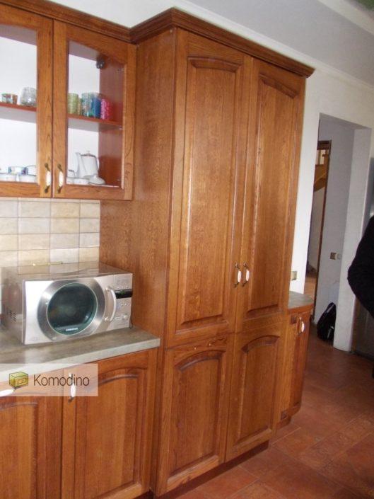 Кухні дерев'яні під замовлення