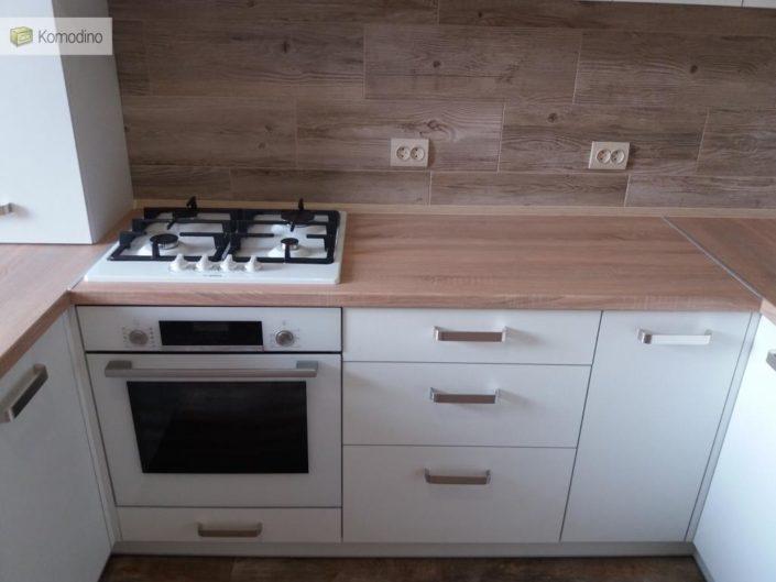 Кухня з фасадом ДСП Egger