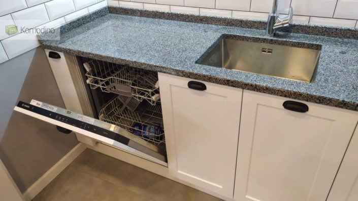 Кухня граніт фото
