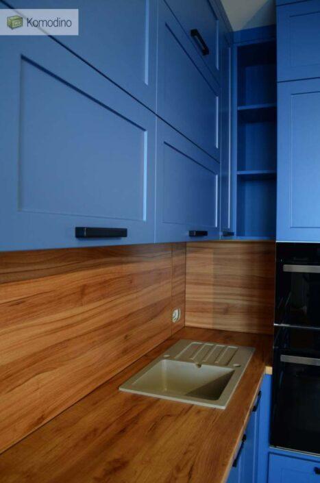 Кухня МДФ фарбована львів фото