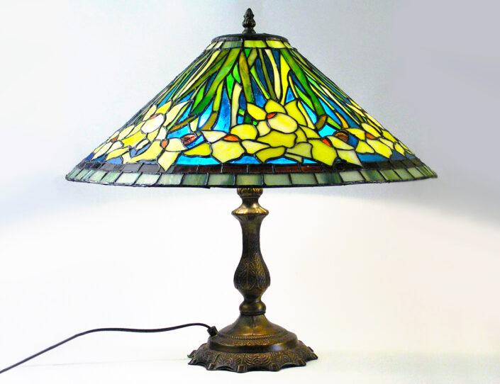 Вітражні лампи Львів