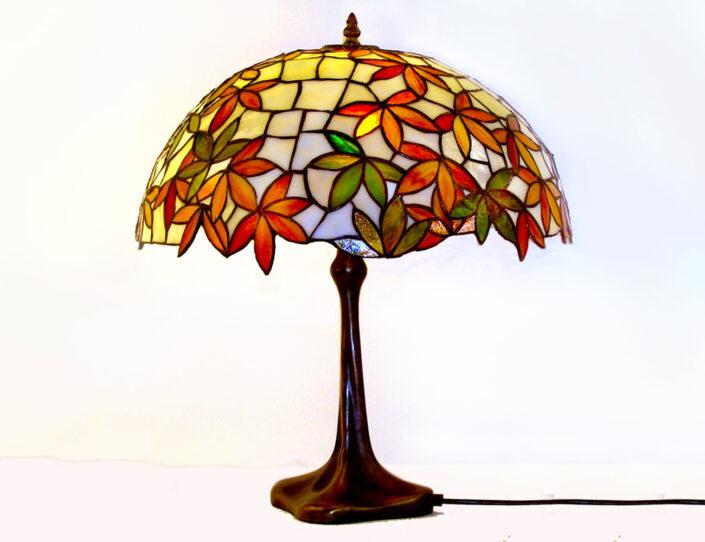 Вітражні лампи Львів фото ціни