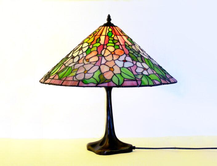 Вітражні лампи Львів тіффані